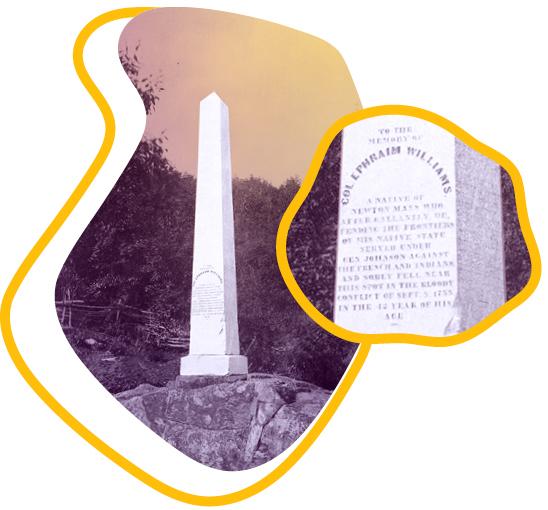 Col Williams Monument