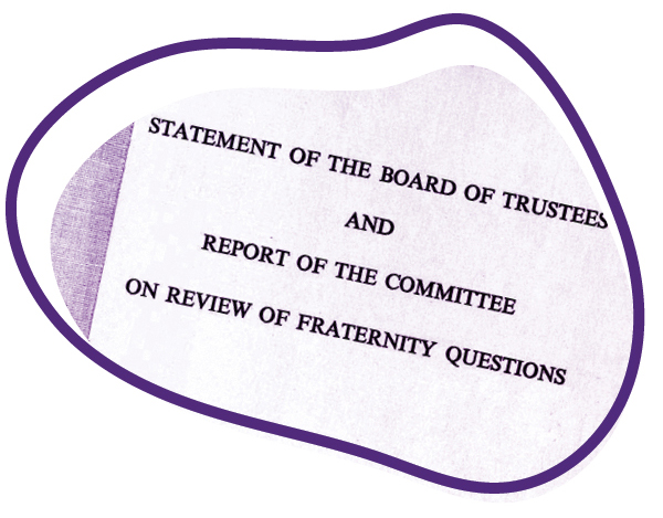 Board Review of Fraternities