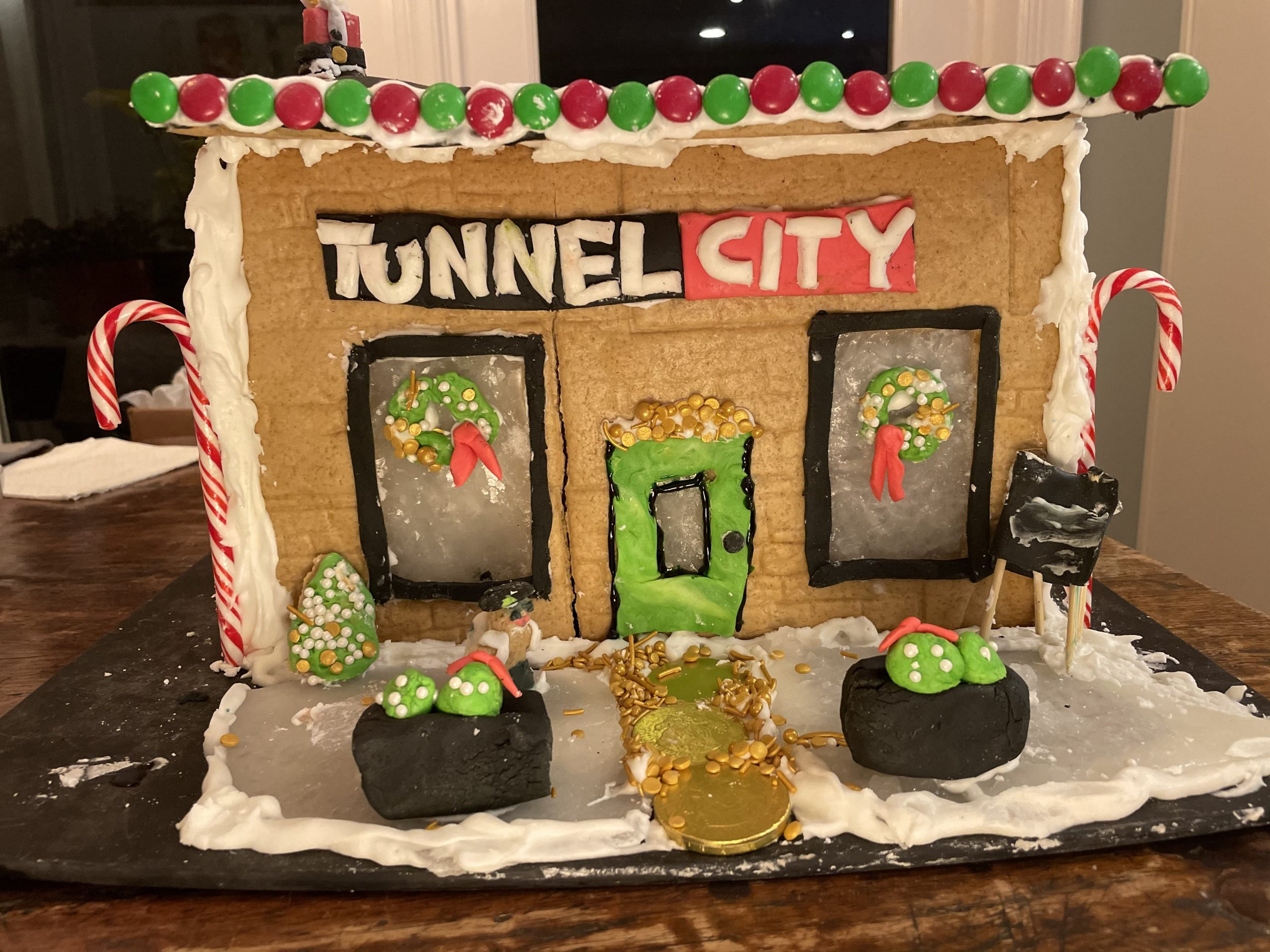 Tunnel City