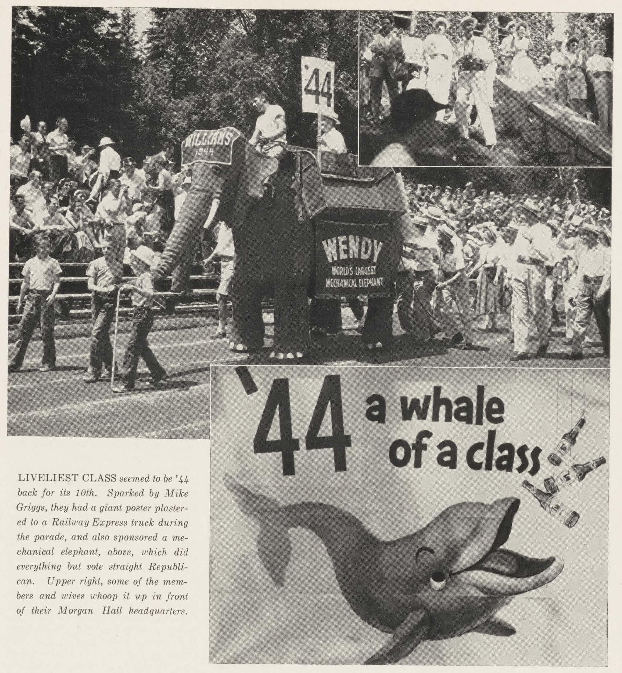 July 1954 Alumni Review
