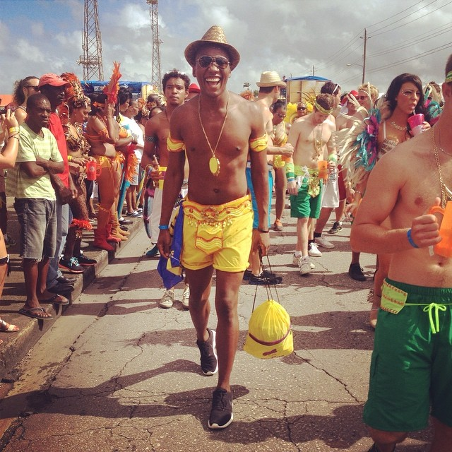 Mijon at Carnival