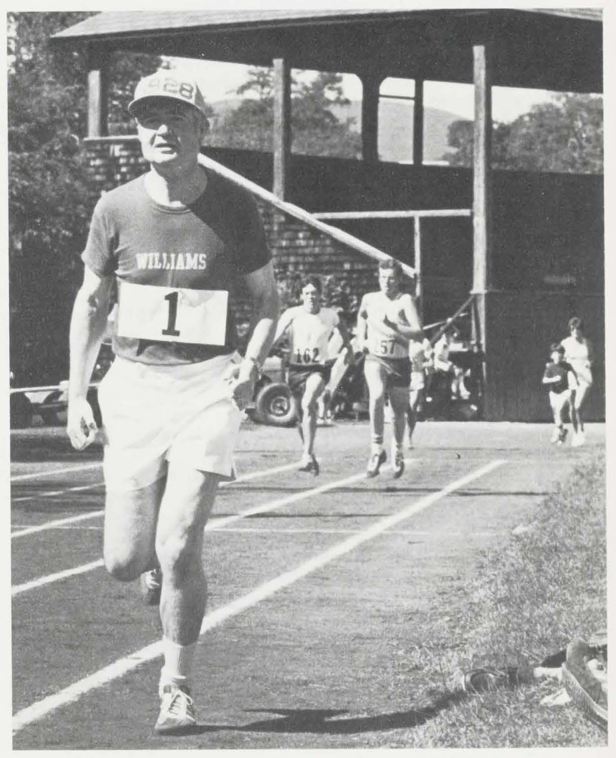 Alumni Review 1978 3 Summer - reunion track meet photos 1