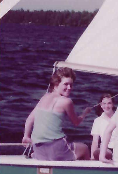 ginger sailing