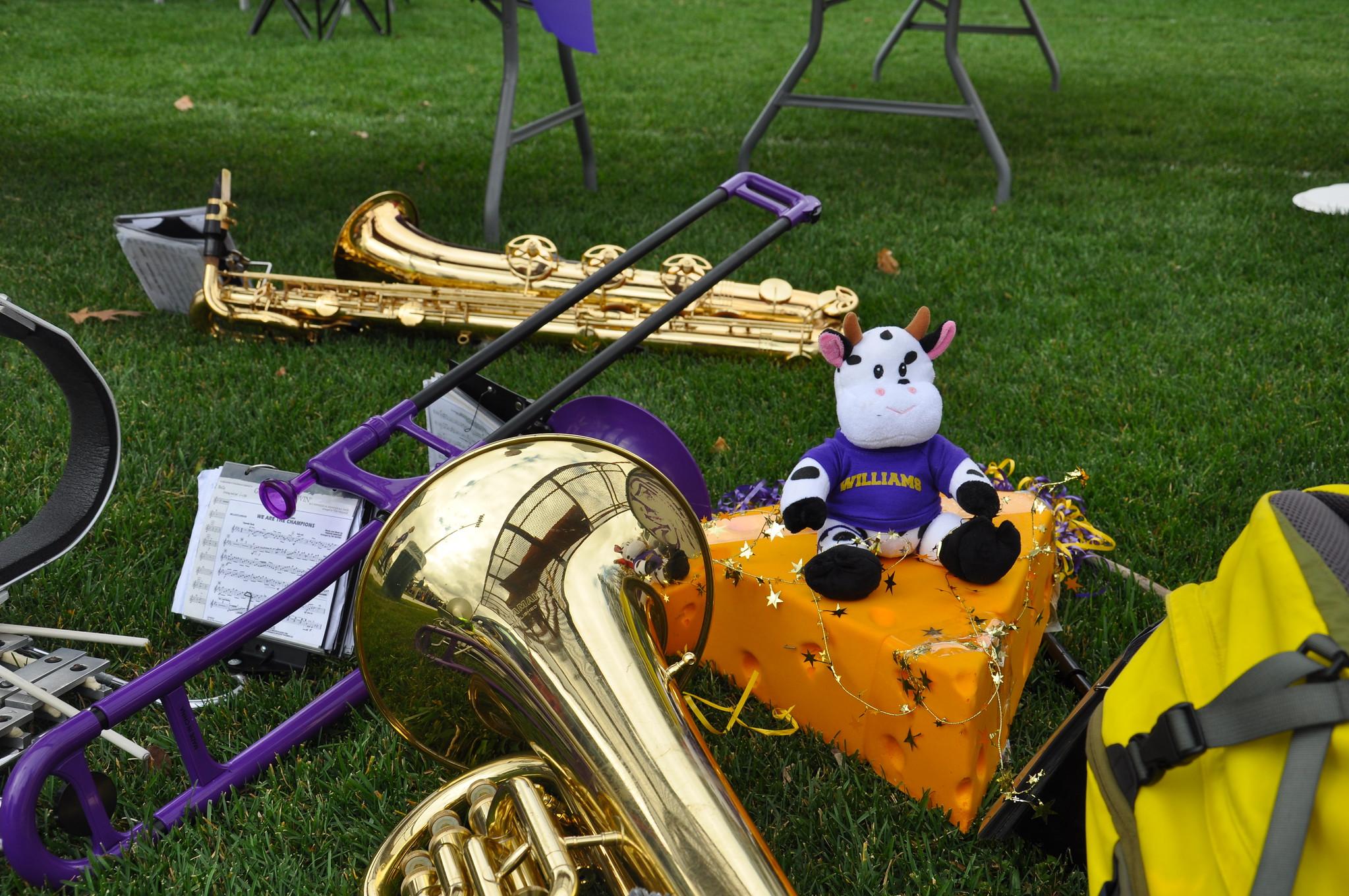 band equipment