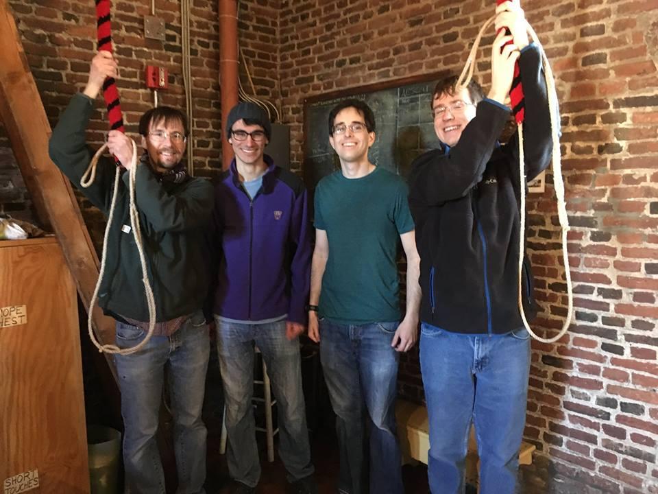 Four Bell Ringers