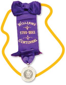 Williams Centennial Medal