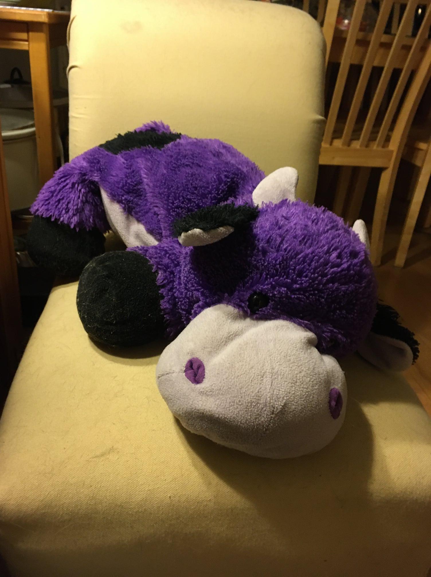 Sad Stuffed Cow