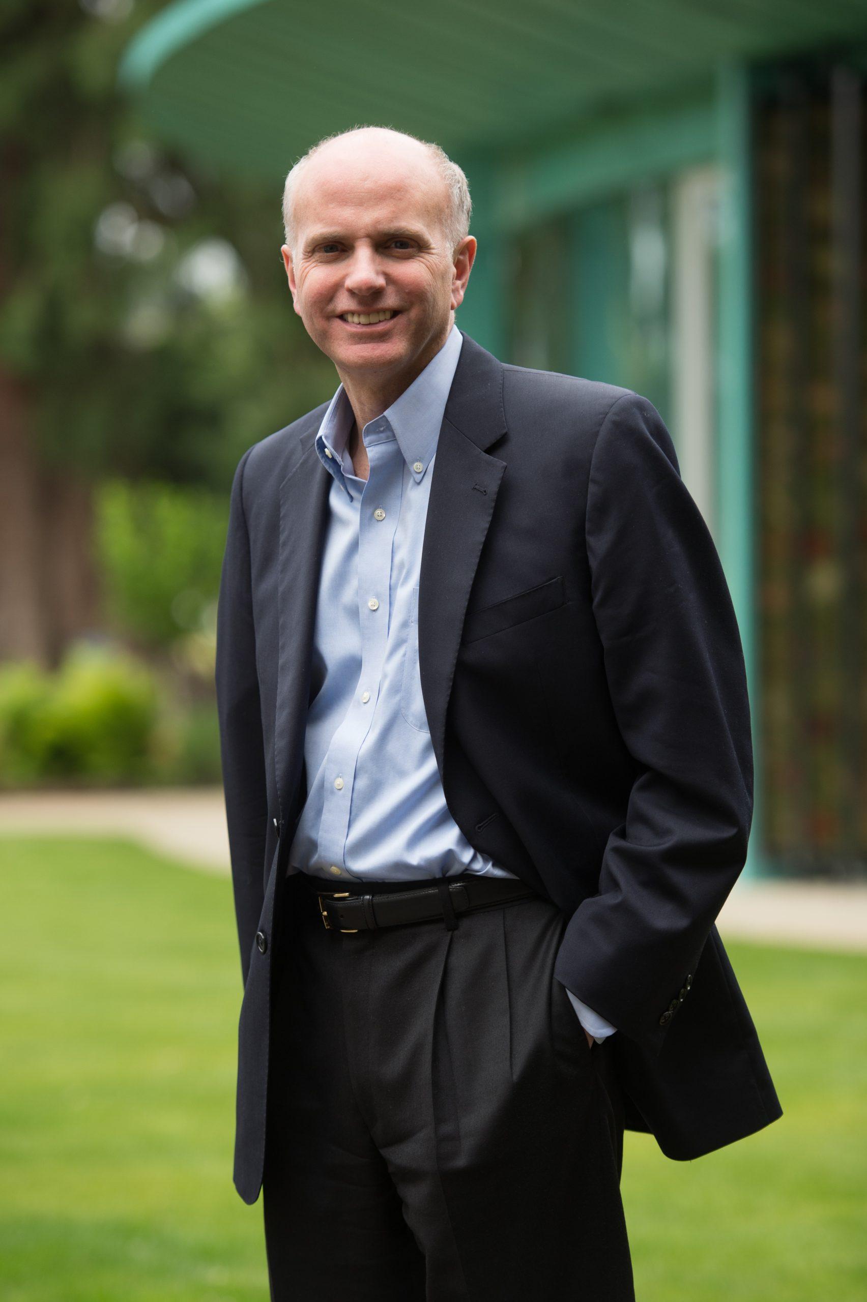 Portrait of Peter McKelvey