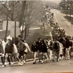 Protest March on Route 2