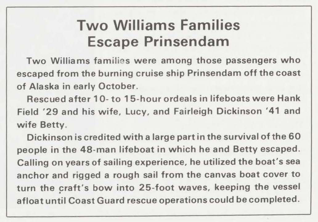 12 - AR 1980 4 Fall - two williams families escape prinsendam cruise ship fire