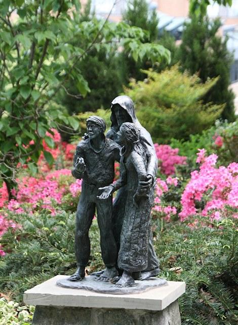 Sculpture by Craig Biddle III
