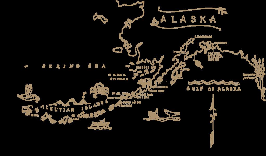 salmon sisters map