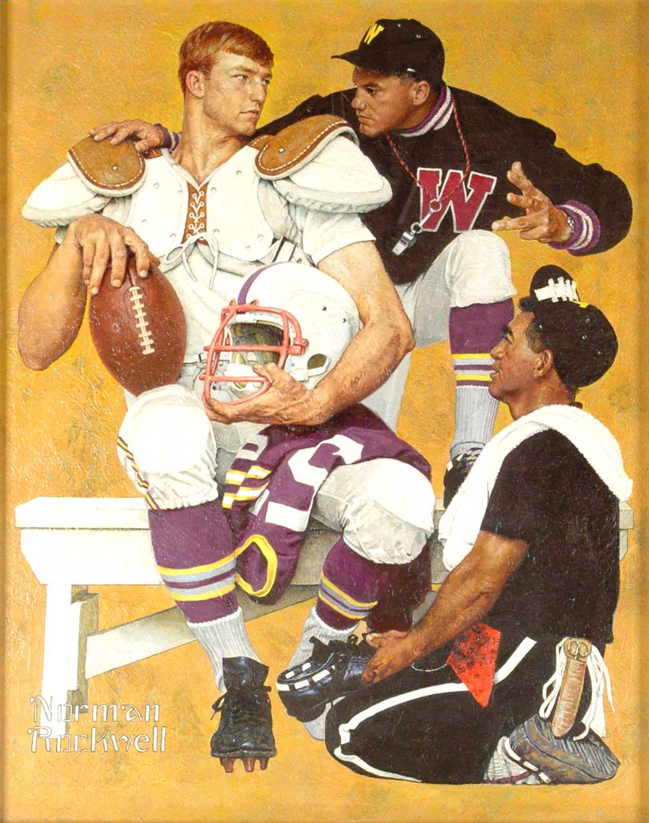 Rockwell painting