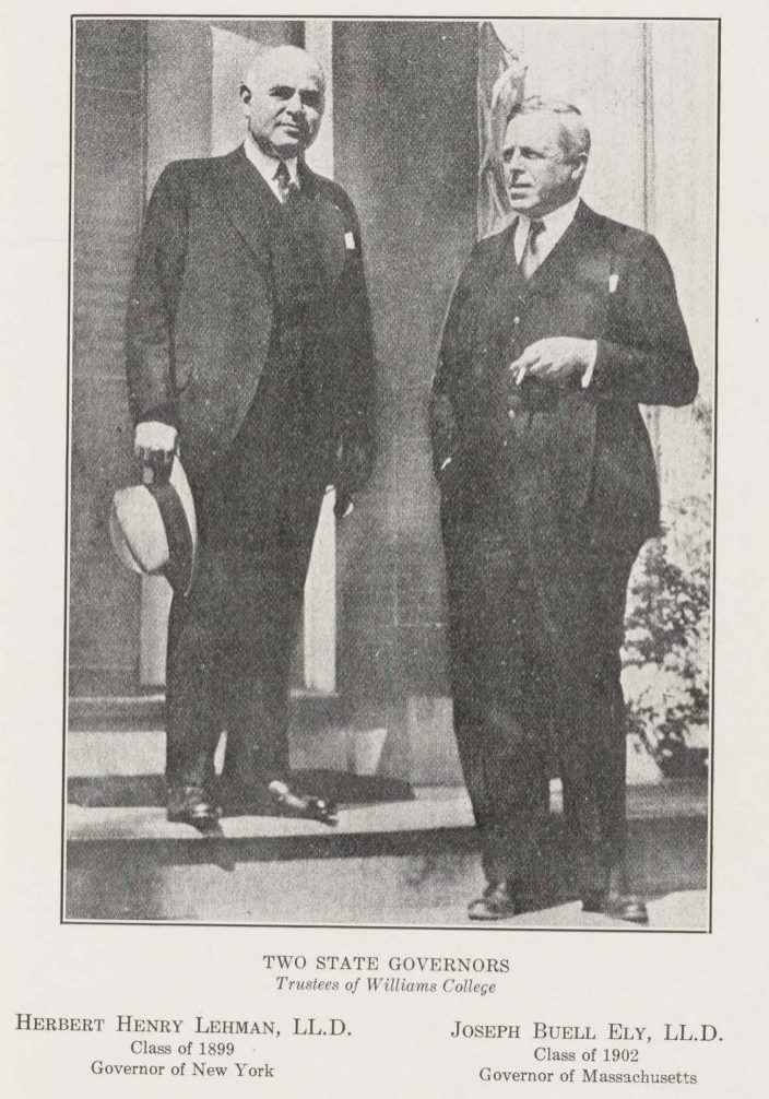 October 1934 Alumni Review