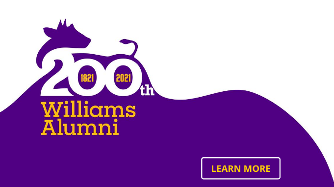 Williams Society of Alumni Bicentennial logo