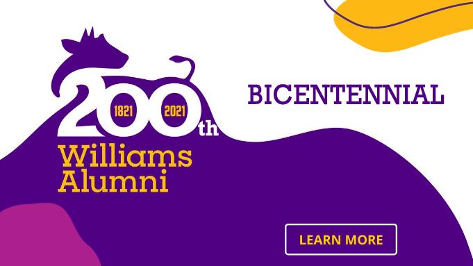 Williams Society of Alumni Bicentennial