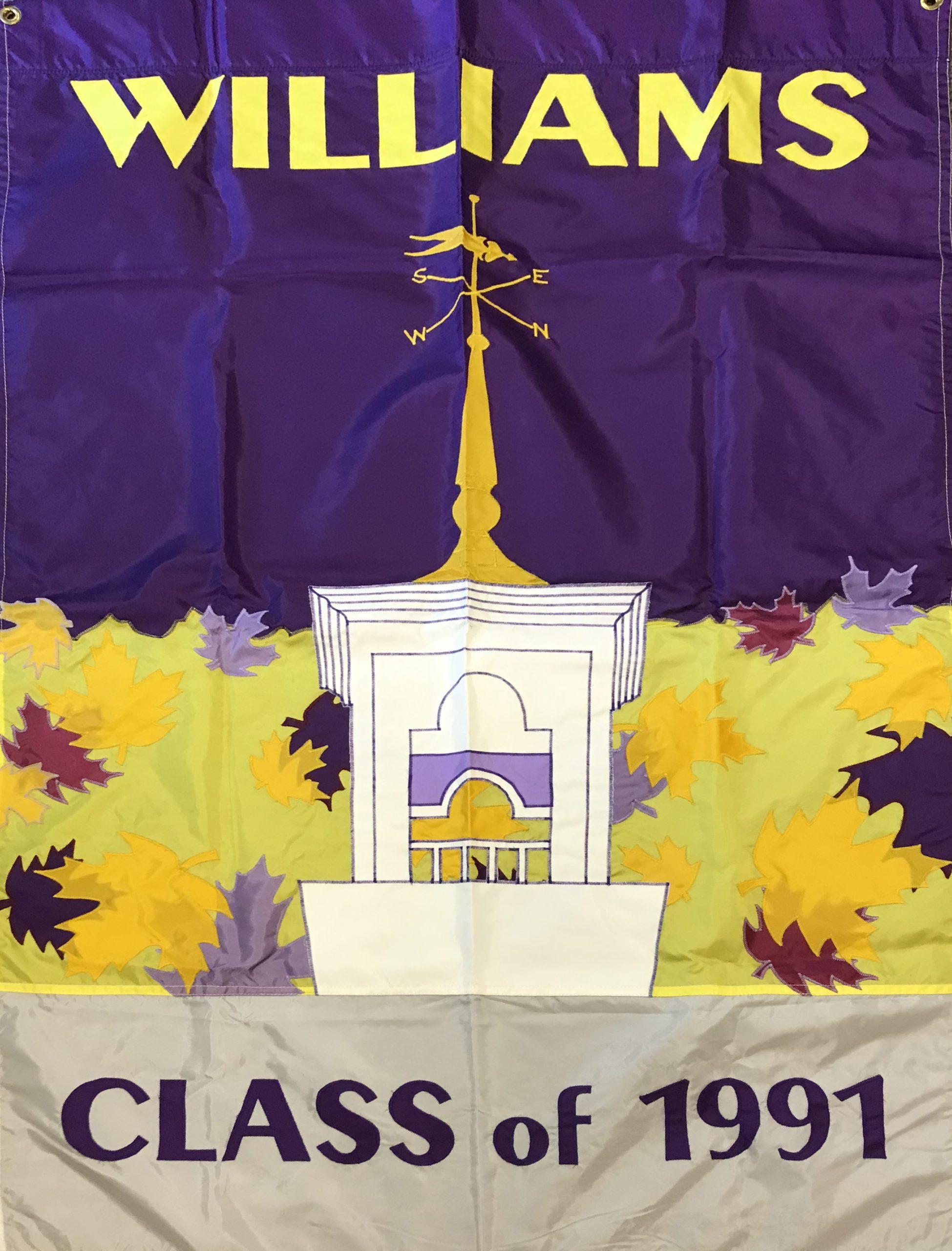 1991 Banner